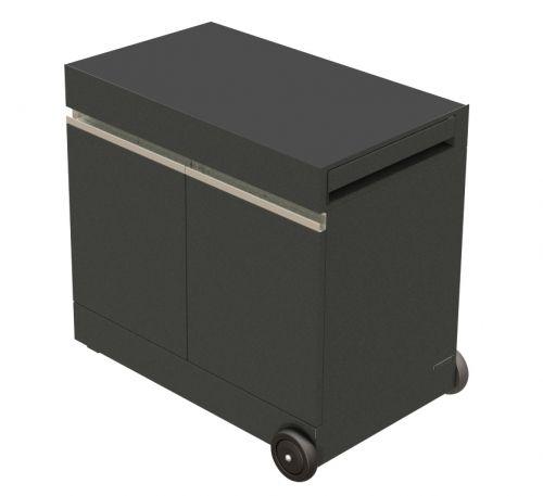 Mobiletto Carrello Gas 750 per Barbecue Gas 500 e 750