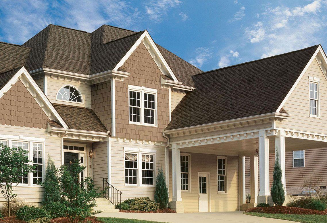 Midwest Exteriors - LP SmartSide | House exterior colours ...