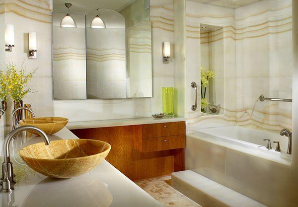 Confortable cuarto de baño Ideas para el hogar Pinterest - modelos de baos