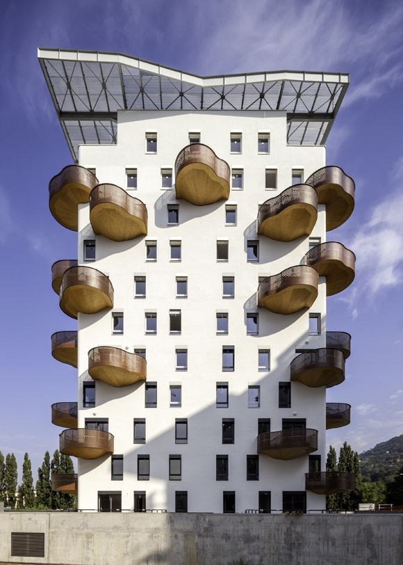 quai de la graille grenoble r2k architecte buildings appartements pinterest around. Black Bedroom Furniture Sets. Home Design Ideas