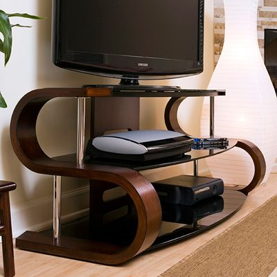 Perfect LumiSource Metro Series Model 120 TV Stand   Fits Up To 60 Inch TV $257.99