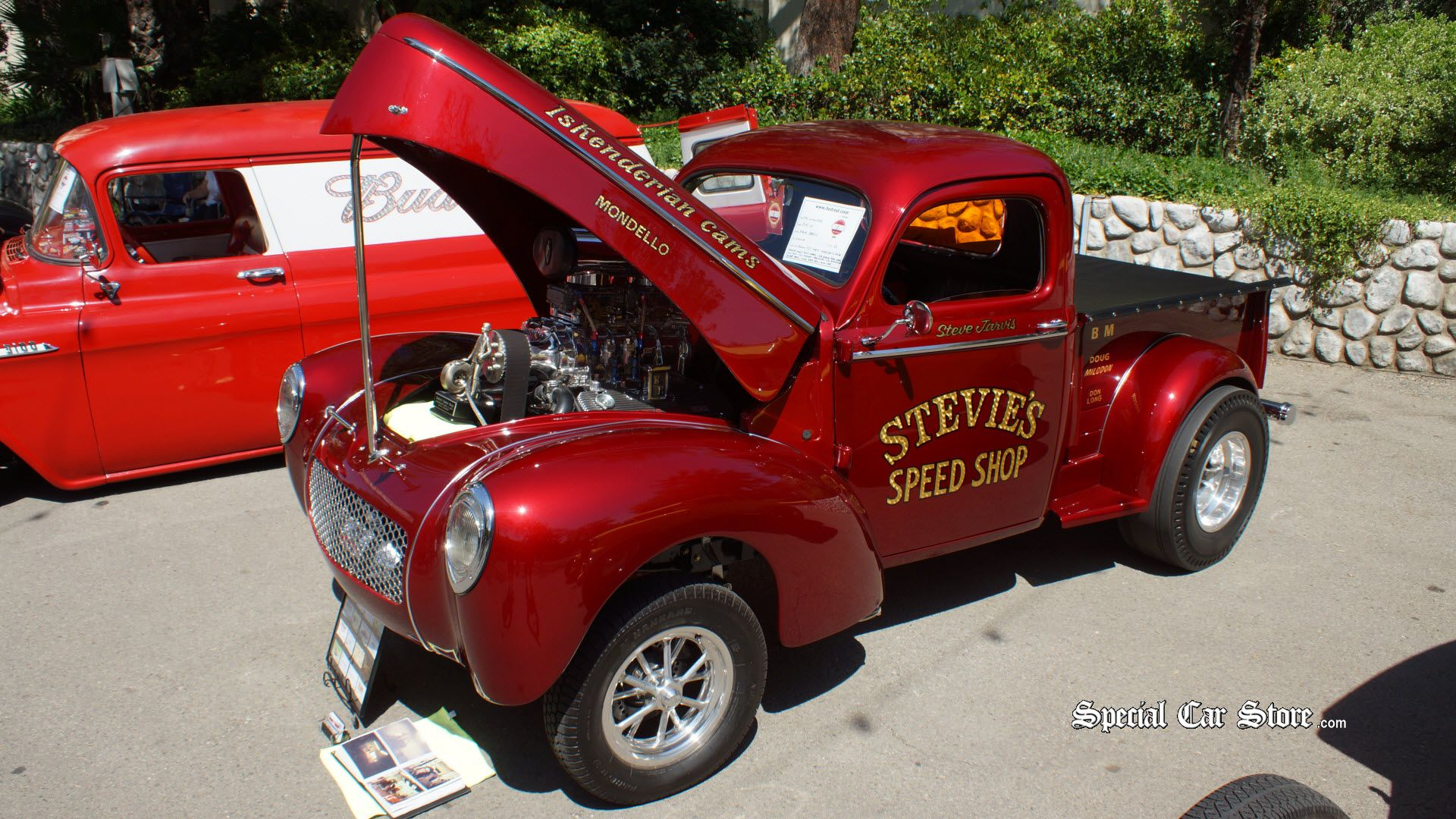 41 willys truck kit - 1941 Willys Pickup Hot Rod Homecoming Car Show Celebrates 65 Years Http