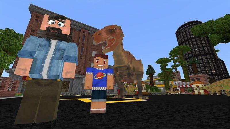 Rockett Adventures Episode 1 In Minecraft Marketplace Minecraft Adventure Game Store First Nintendo