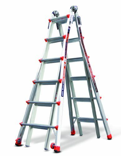 327 06 Little Giant Ladder Systems 12026 26 Feet 300 Pound Duty