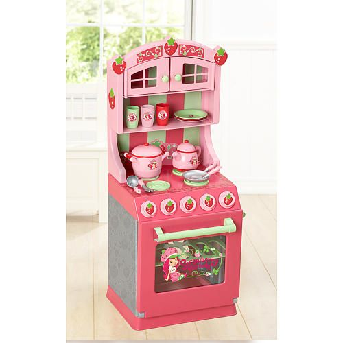 Strawberry Shortcake Kitchen Set