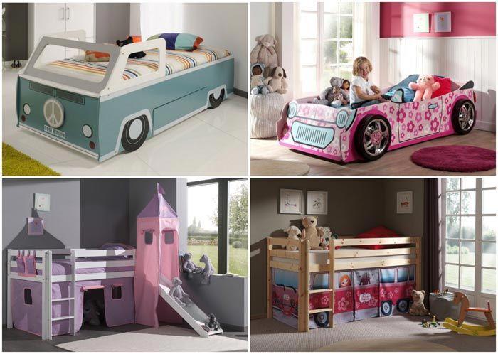 Lit voiture et lit cabane pour enfant Emob4kids C\u0027est quoi ce