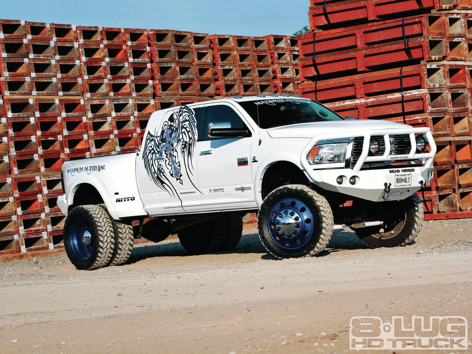 Lifted Dodge Ram Pictures Images Photos On Photobucket Trucks Lifted Trucks Jacked Up Trucks