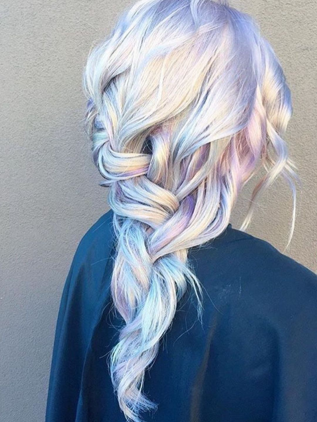 Galaxy hair color boy   stunning braided hairstyles in   hair style  pinterest