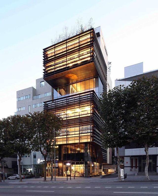 Juno Academy Skm Architects 2015 Ken Min Architects Image