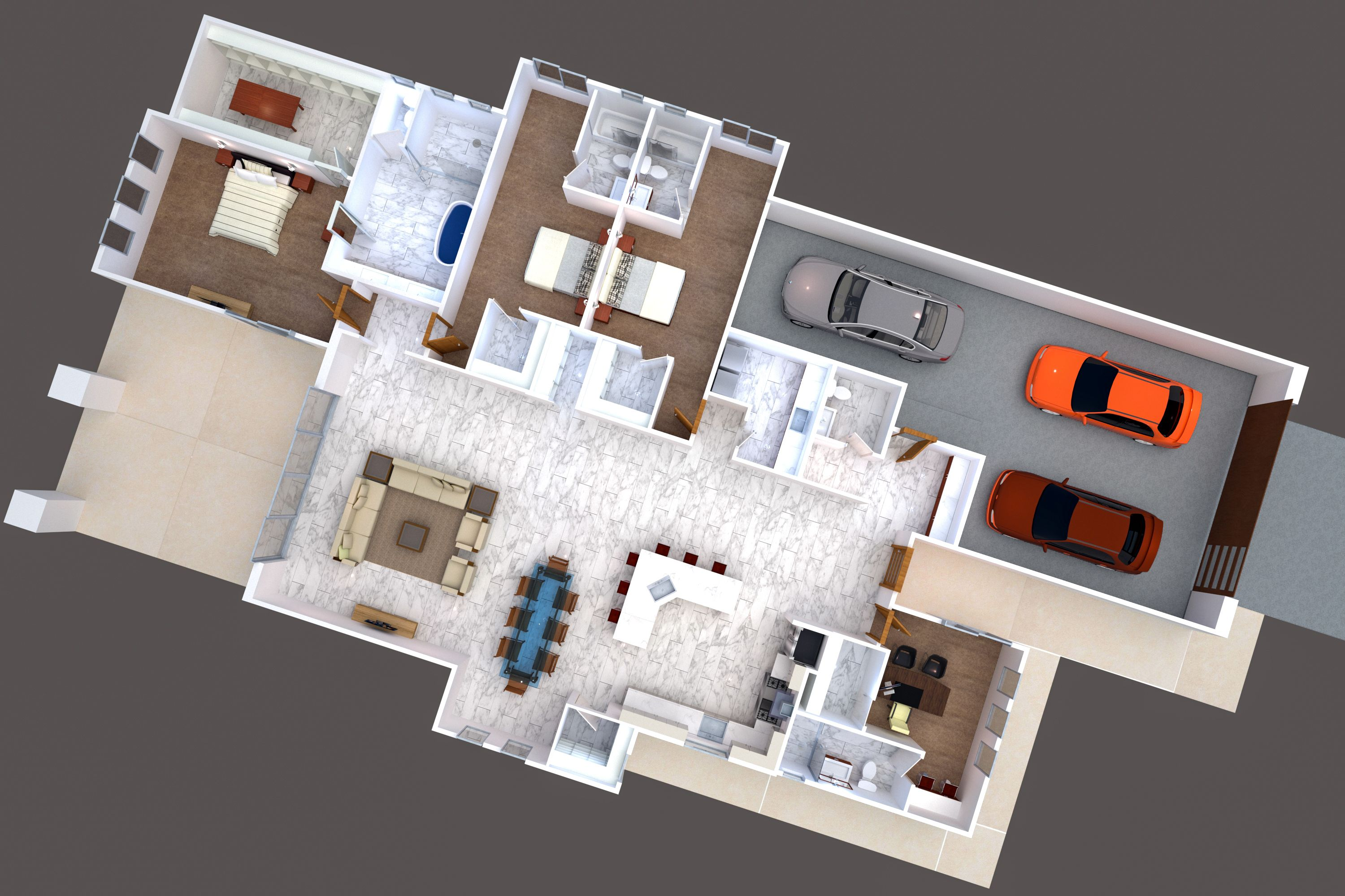 Stylearch I Will Create 3d Floor Plan And Interior Rendering By Sketchup For 20 On Fiverr Com Interior Rendering Architectural Floor Plans Interior Design Services