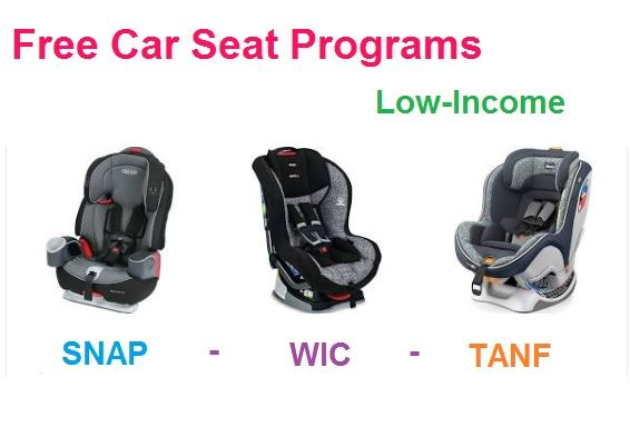 Child Car Seat If You Re A Low Income, Free Car Seat Program
