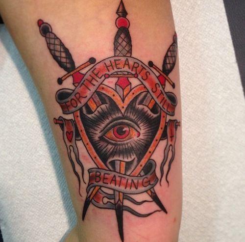 eye-n-three-traditional-dagger-tattoo-with-inscriptions.jpg (500×493)