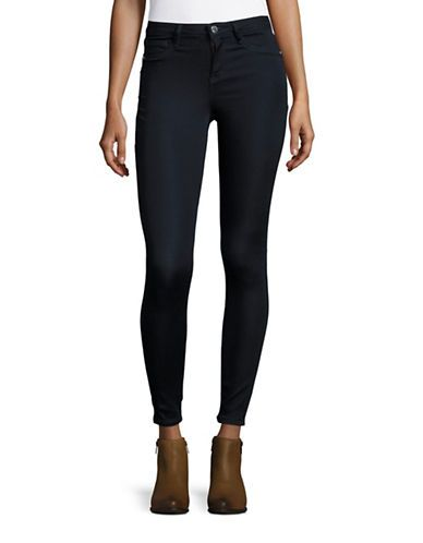 William Rast Cotton-Stretch Skinny Jeans Women's Rinse 26