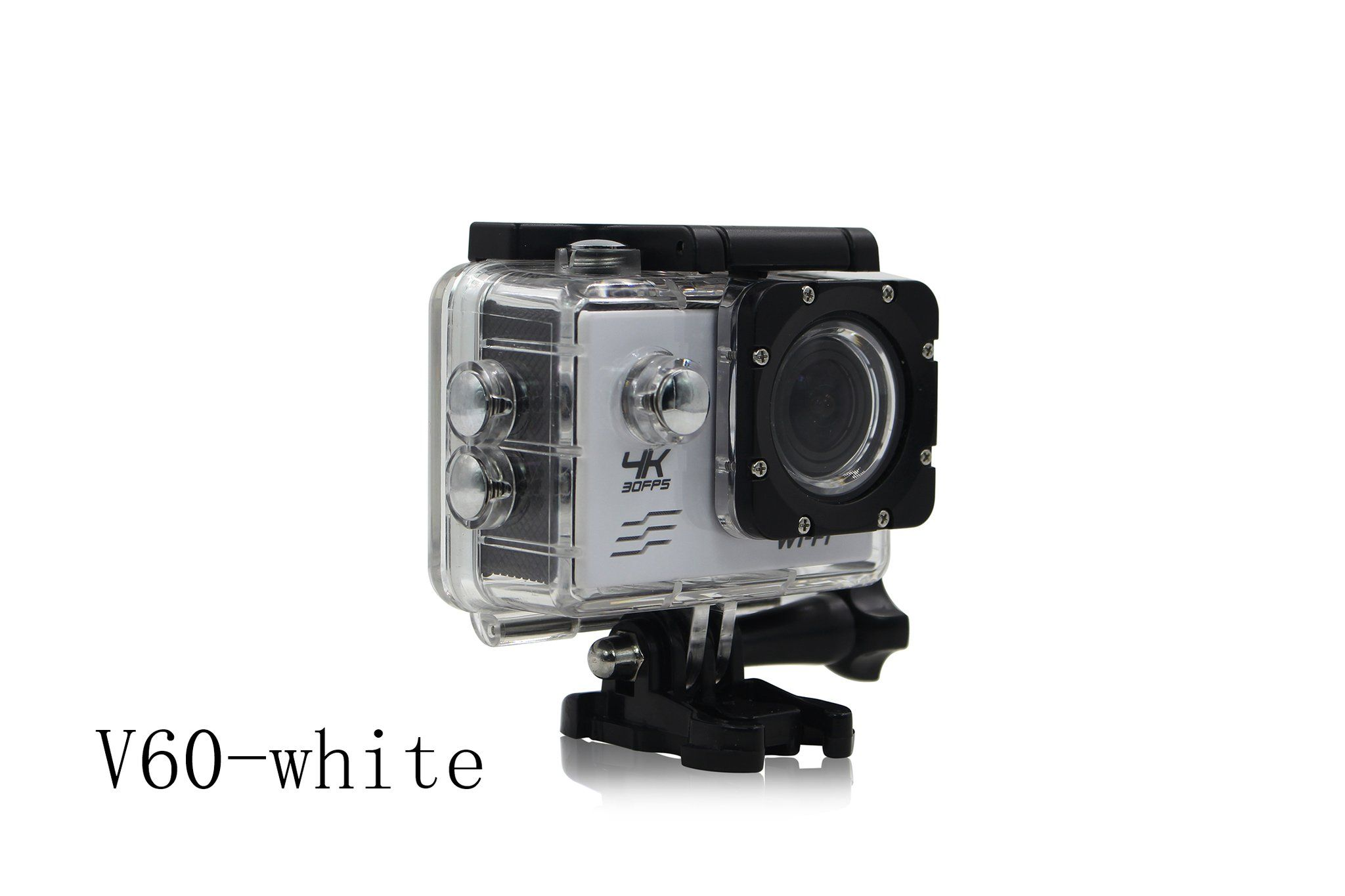 V60 4K Action Camera Sport Video Aerial graphy Camera Wi Fi Full HD Screen