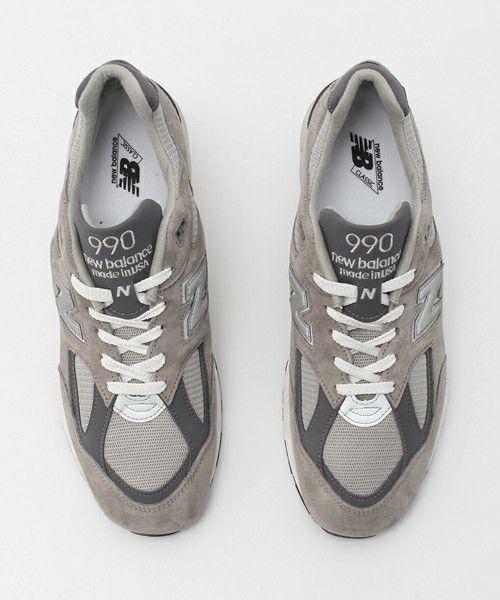 low priced 0b2c5 4ec44 New Balance M990 v2 | My style | Sneakers fashion, Fashion ...