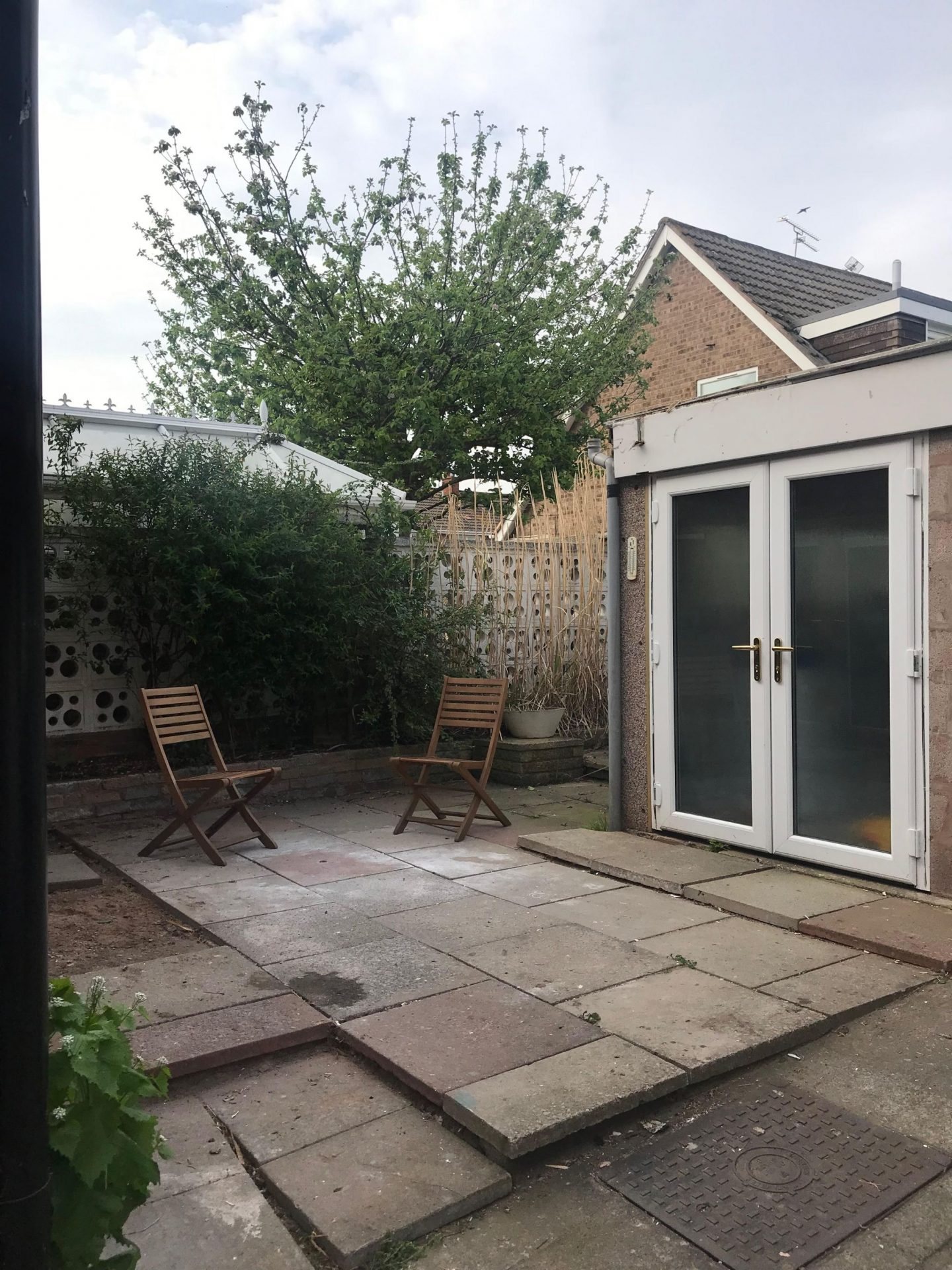 Garden Part 1: Digging it all out | Blog | Dream of Home