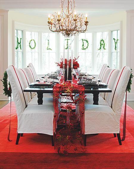 CHRISTMAS DECORATION IDEAS IMAGES 15 Christmas Chair Decorating - christmas decorating ideas