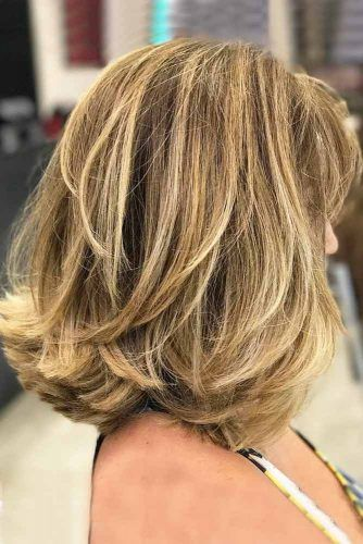 18 Medium Length Hairstyles for Thick Hair