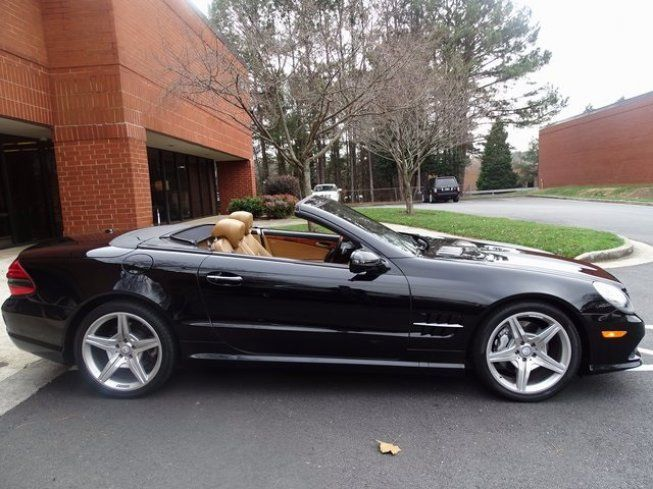 cars for sale used 2011 mercedes benz sl 550 for sale in marietta ga 30067 convertible. Black Bedroom Furniture Sets. Home Design Ideas