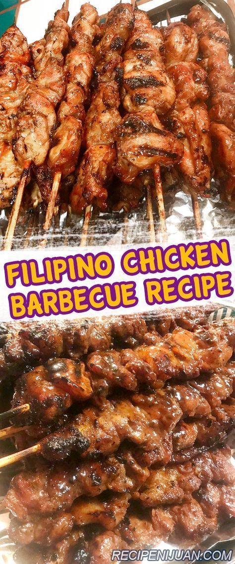 Photo of Filipino Chicken Barbecue Recipe – Recipe Ni Juan – #Barbecue #chicken #FILIPINO …