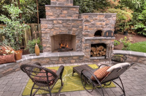 Outdoor Oven Ideas For Summer Fun Outdoor Fireplace Designs Outdoor Fireplace Patio
