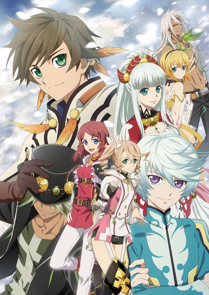 Anime Decoy Ufotable S Tales Of Zestiria The X Anime Tales Of Zestiria Tales Of Xillia