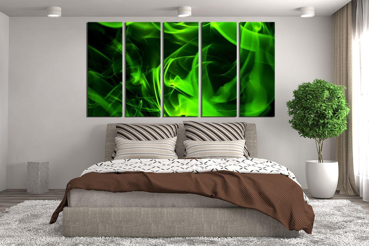 Hochwertig #Schlafzimmer Interiors Grüne Schlafzimmer Ideen, Die Den Raum Auffrischen  Werden #dekoration#