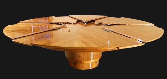 Capstan Table - Most amazing convertible table EVER.