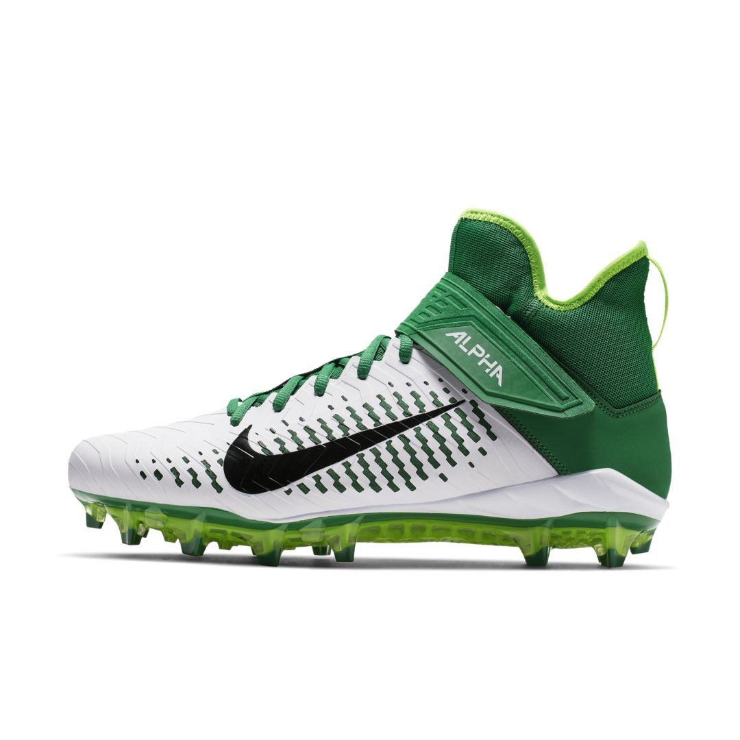 86c2aeac2 Nike Alpha Menace Pro 2 Mid Men s Football Cleat Size