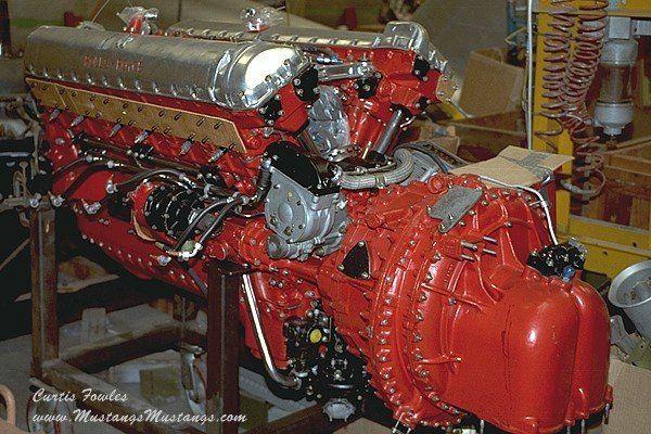 p 51 mustang engine specs gallery