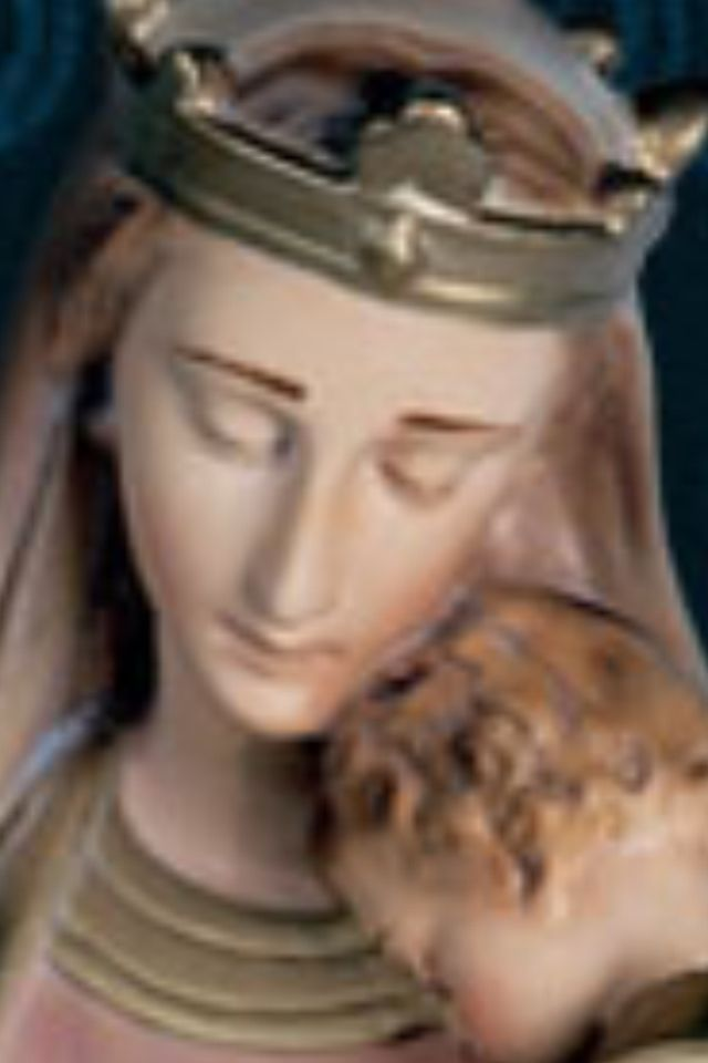 Oh, Mary, defend Thou me, or tell me to whom I shall have recourse, and who can protect me better than Thou.