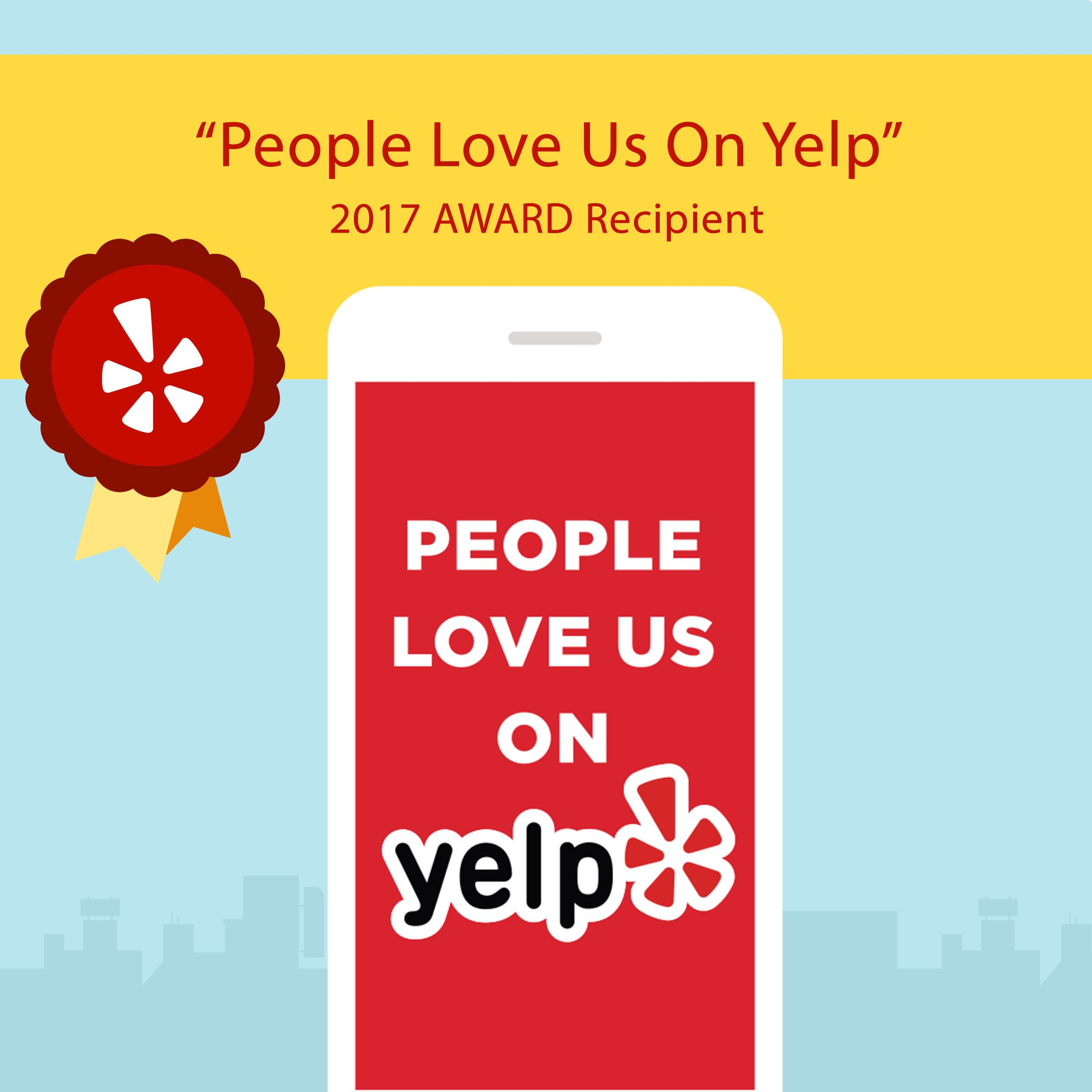 People Love Us on Yelp Don't Delay Your Comfort www