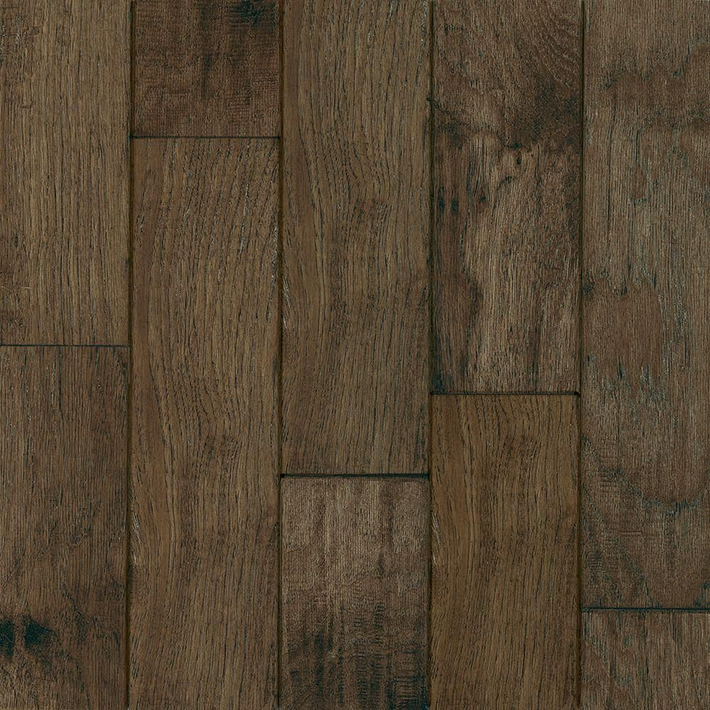 Bruce Hickory Ash Gray 3 8 In Thick X 5 In Wide X Varying Length Engineered Hardwood Flooring 25 Sq Ft Case Ramv5hag The Home Depot Hardwood Floors Hickory Hardwood Floors Wood Floors Wide Plank