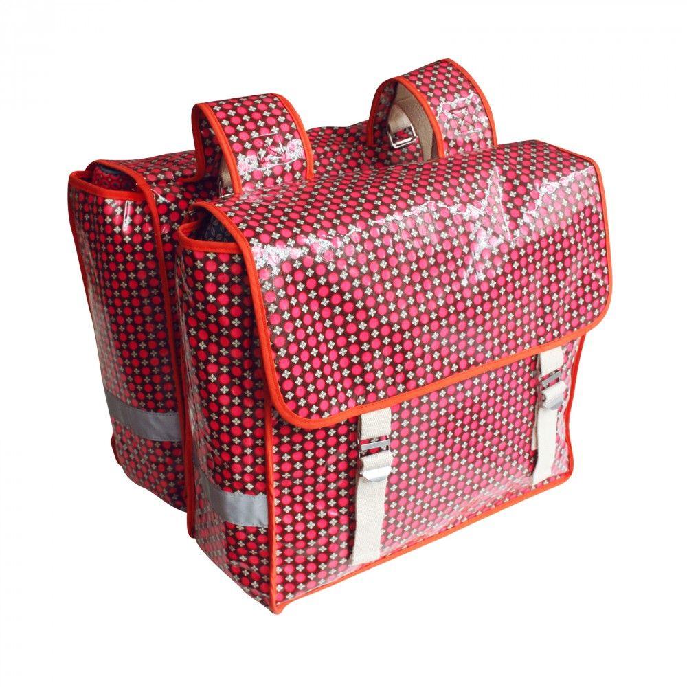 sacoches v lo tr fle terre rose petit pan vivre en multicolore sacs pinterest joie de. Black Bedroom Furniture Sets. Home Design Ideas