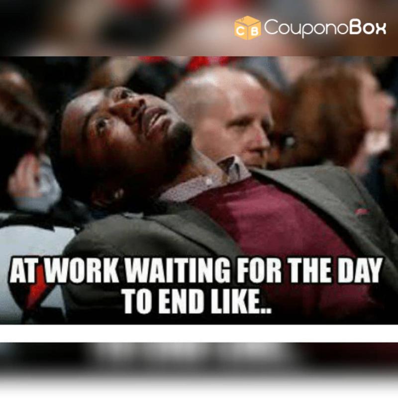 Waiting For The End Of The Day Thursday Motivation Work Memes Thursday Meme