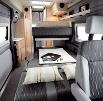 Westfalia Big Nugget Xl Ford Transit Camper