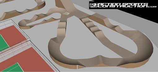 Pump Track   Scotts Valley Sv3