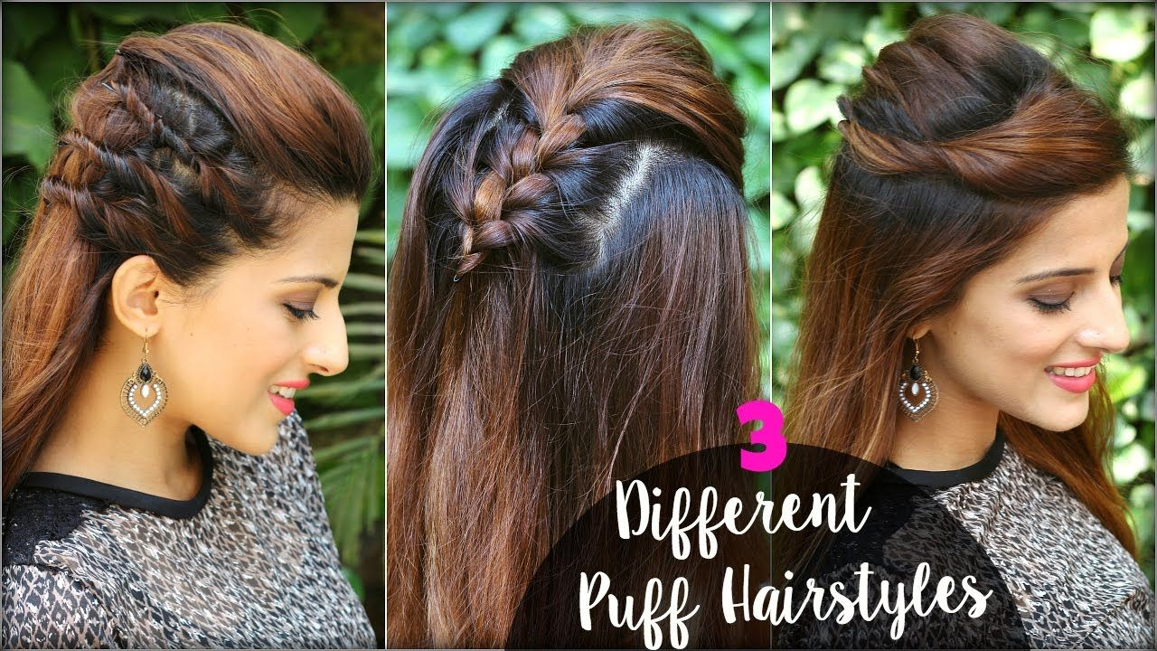 Learn How To Make Quick And Easily Puff For 2 Min Different Hairstyles Knot Me Pretty Veblr Hair Puff Easy Hairstyles Natural Hair Styles Easy