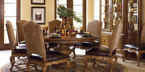 Luxurious Tuscan Dining Rooms Tuscan Dining Room Furniture Charming Dining Room