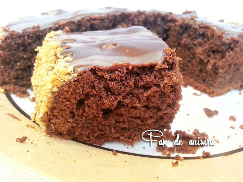 Gâteau au cacao facile
