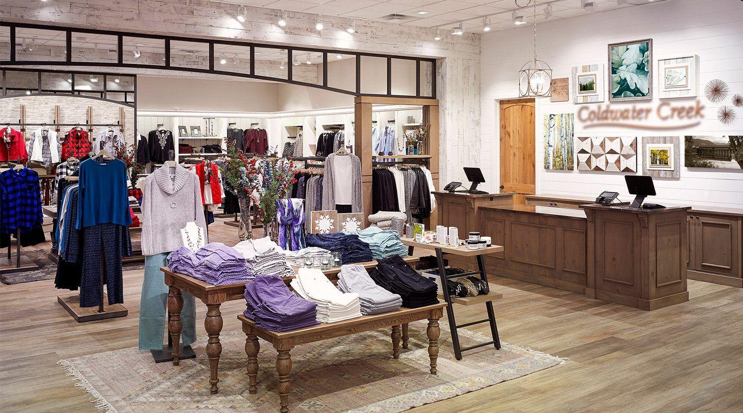 Custom Boutique Lady Clothing Store Design Retail Fashion Women