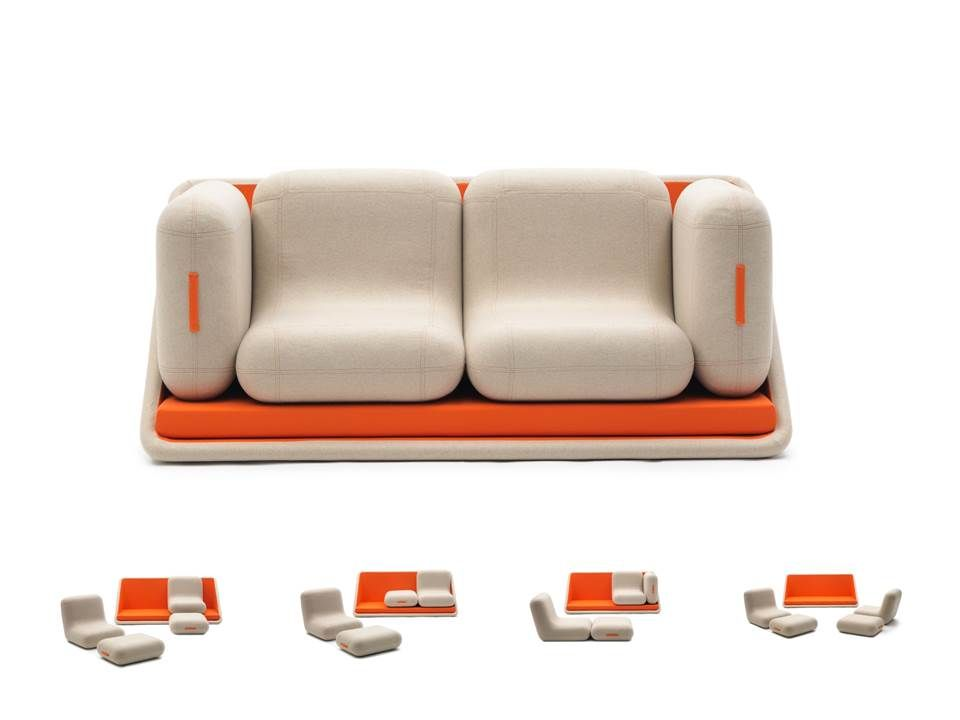 Delicieux Living In A Shoebox | Italian Multifunctional Furniture