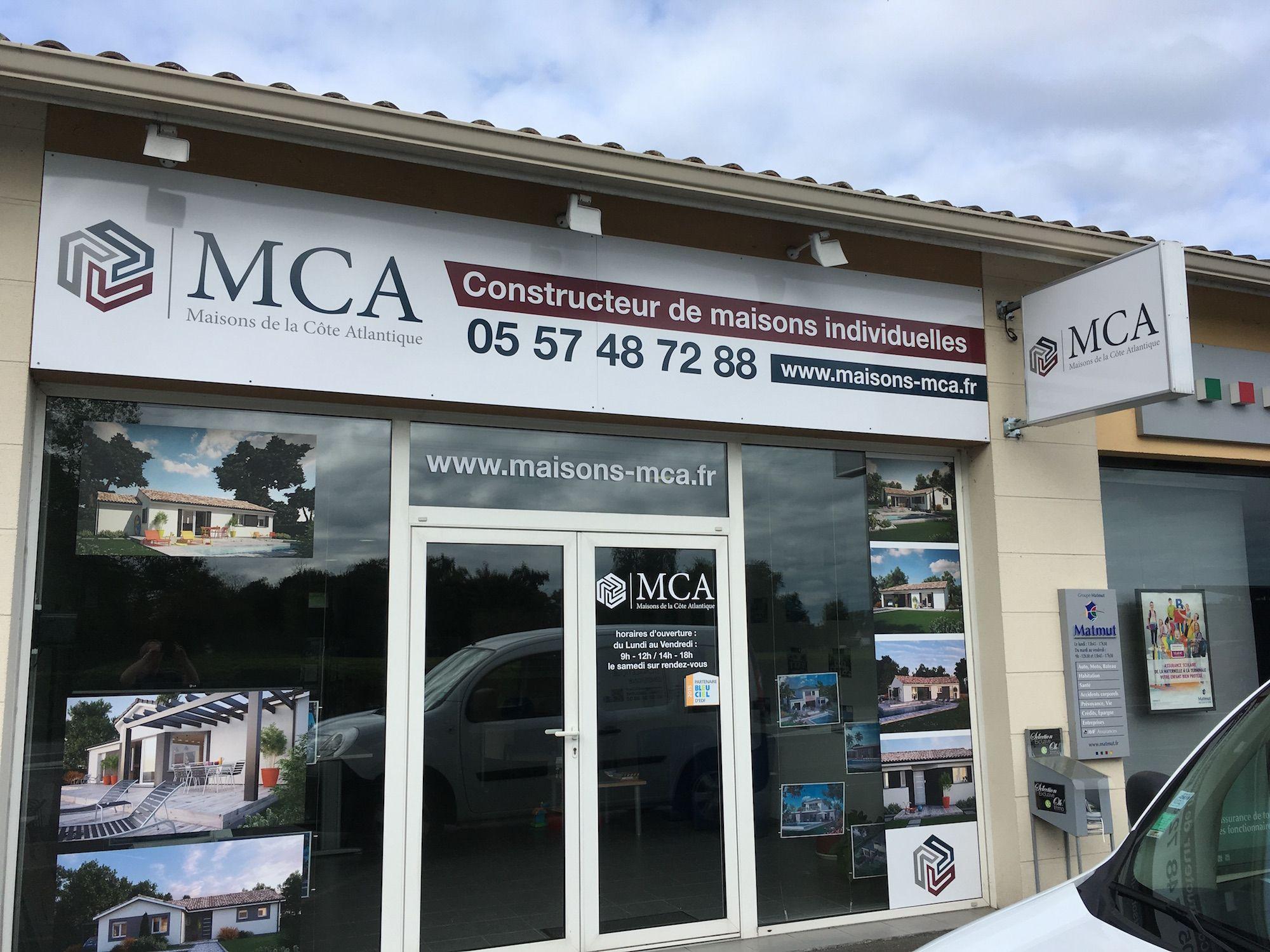 Constructeur maison libourne ventana blog - Mca maisons de la cote atlantique ...
