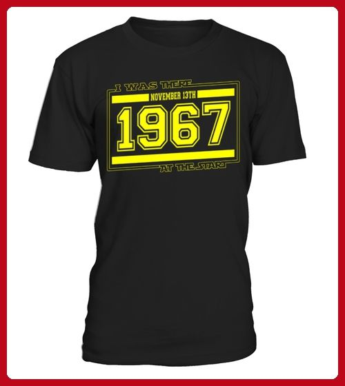 IwasthereNOVEMBER13TH1967 - Geburtstag shirts (*Partner-Link)