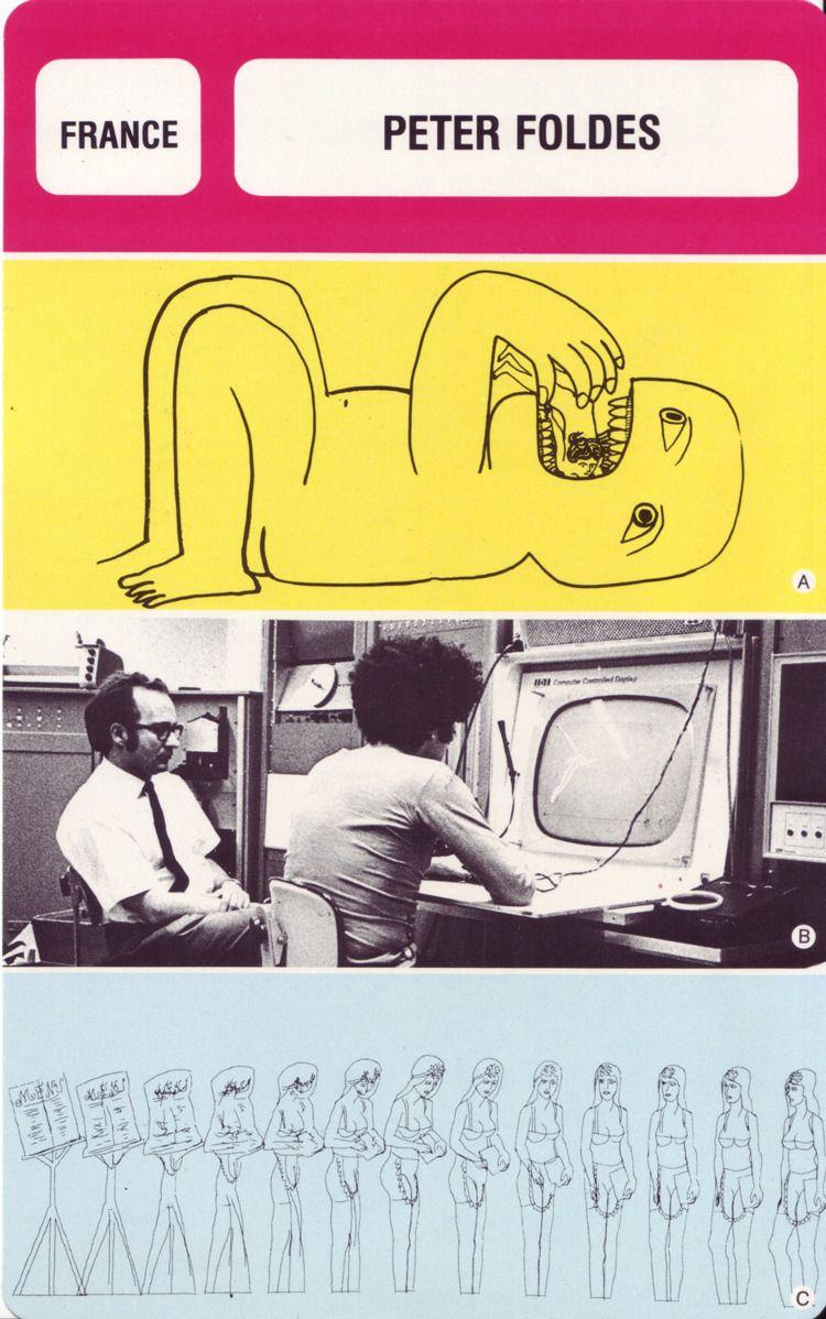 Peter Foldes, Forgotten Animator - 50 Watts