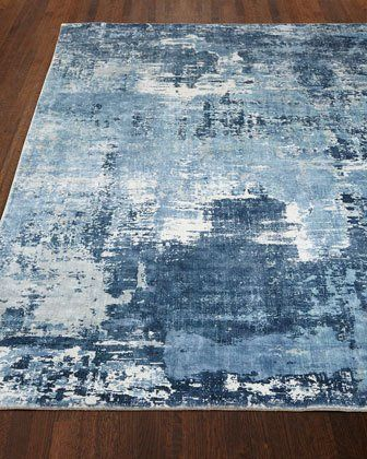 -6K0W Exquisite Rugs  Blue Horizon Rug, 10' x 14' Blue Horizon Rug, 8' x 10' Blue Horizon Rug, 9' x 12'