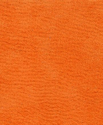 Yarwood Leather 'NappaTex' in Orange http://www.yarwoodleather.com/nappatex-orange.html