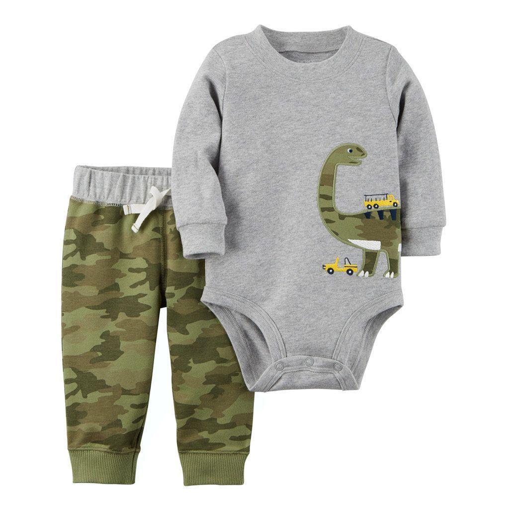 Infant Boys /'Boyz Wear/' 2pc Navy Layered-Look Set Size 3//6 Months 6//9 Months