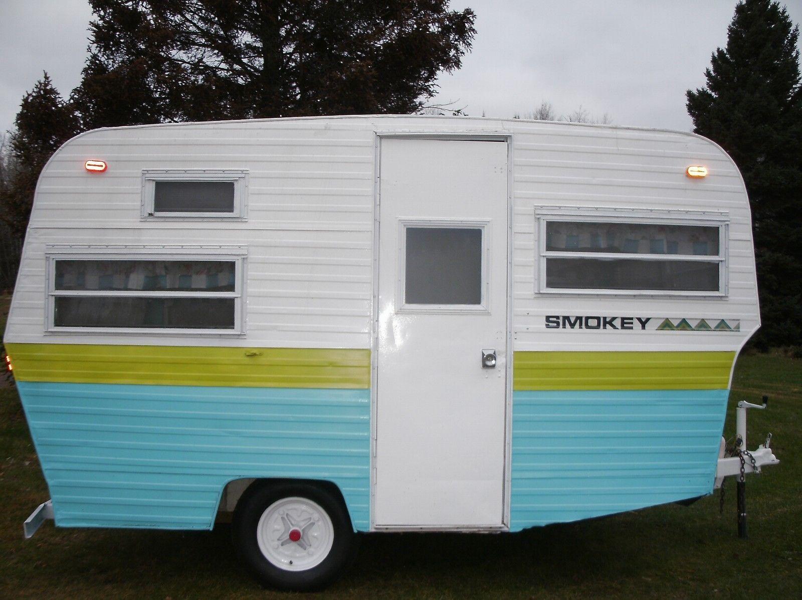 Vintage Trailer Camper Travel