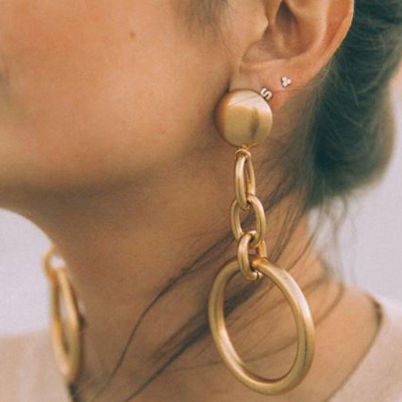 Nouveau Femmes Summer Sea Shell Pendentif Statement Dangle Drop Boucles D/'oreilles Mariée Bijoux